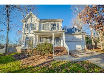 Asheville Single Family Home For Sale: 1047 Columbine Road