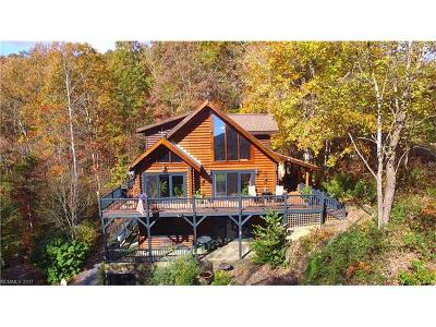 Lake Lure Single Family Home For Sale: 229 Nicklaus Lane
