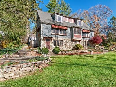 Asheville Single Family Home For Sale: 1201 Merrimon Avenue
