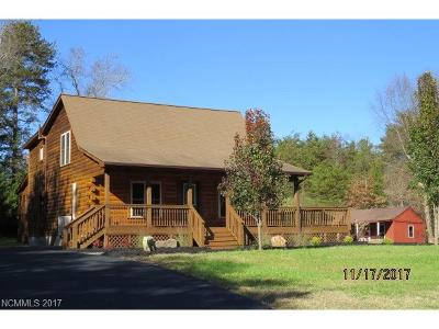 Rutherfordton Single Family Home Under Contract-Show: 427 Emerald Parkway