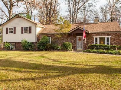 Asheville Single Family Home For Sale: 74 Fairway Drive