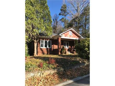 Asheville Single Family Home For Sale: 81 Westover Drive