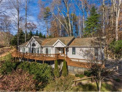 Waynesville Single Family Home For Sale: 68 Windmere Trace
