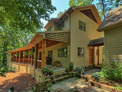Tryon Single Family Home Under Contract-Show: 246 Blackbird Lane