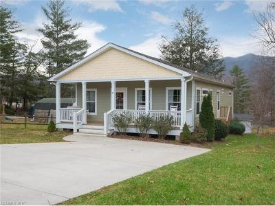 Black Mountain Single Family Home For Sale: 97 Taylor Street
