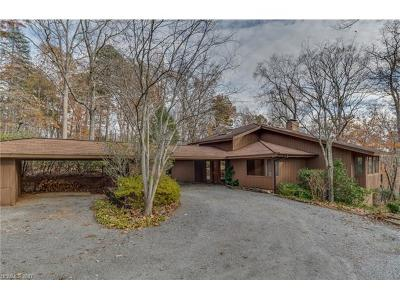 Tryon Single Family Home For Sale: 515 Rondo Ridge Road