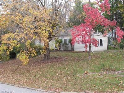 Black Mountain Single Family Home For Sale: 222 Laurel Circle Drive