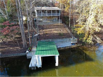 Lake Lure Single Family Home For Sale: 131 Blarney Road #12