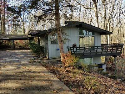 Brevard Single Family Home For Sale: 282 Joree Lane #31-32