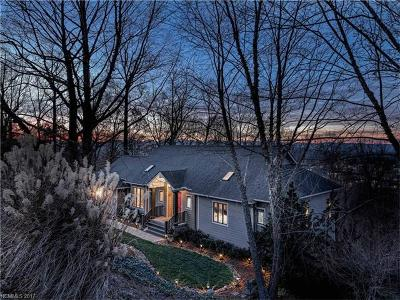 Asheville Single Family Home For Sale: 439 Windswept Drive