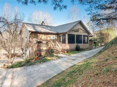 Weaverville Single Family Home For Sale: 7 Denver Drive
