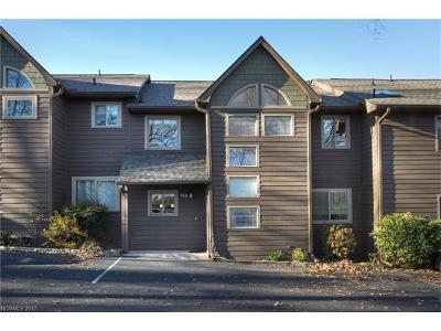 Asheville Condo/Townhouse For Sale: 405 Windswept Drive #703