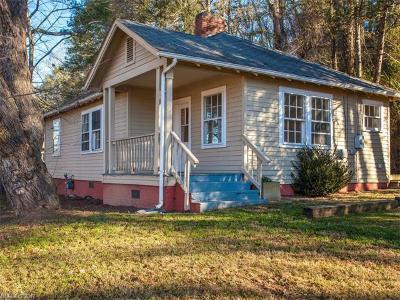 Asheville Single Family Home For Sale: 1971 Riverside Drive