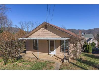 Asheville Single Family Home Under Contract-Show: 77 Culvern Street