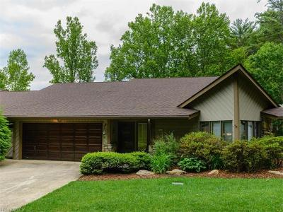 Asheville Condo/Townhouse For Sale: 3702 Timber Trail #Bldg 37