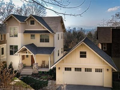 Asheville Single Family Home For Sale: 35 Shady Park Lane