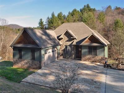 Weaverville Single Family Home For Sale: 18 Arrow Cove Road #7