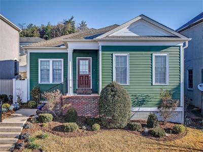 Asheville Single Family Home Under Contract-Show: 204 Leucothoe Lane