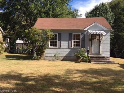Rutherfordton Single Family Home For Sale: 164 Harris Street