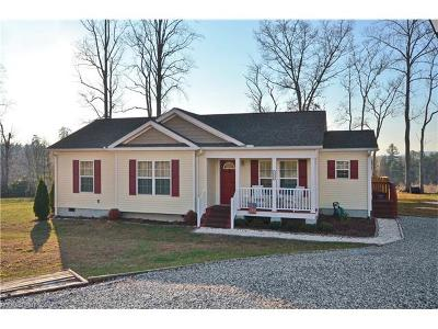 Hendersonville Single Family Home Under Contract-Show: 173 Ridge Field Drive