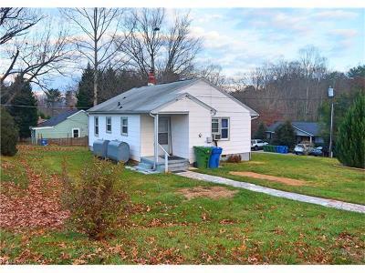 Asheville Single Family Home For Sale: 82 Selwyn Road