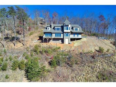 Lake Lure Single Family Home For Sale: 561 Golden Ridge