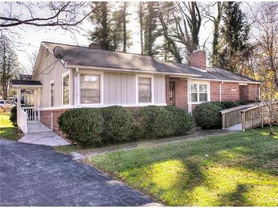 Hendersonville Single Family Home For Sale: 1002 5th Avenue W