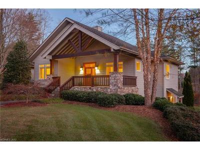 Hendersonville Single Family Home For Sale: 2732 Kanuga Road
