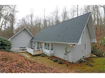 Transylvania County Single Family Home For Sale: 1273 Campbell Drive