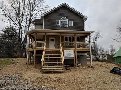 Black Mountain Single Family Home For Sale: 105 Portmanvilla Road