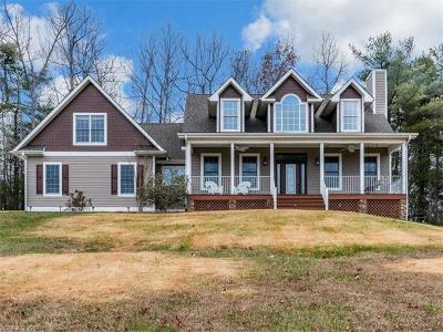 Saluda Single Family Home For Sale: 38 Whites Lake Boulevard
