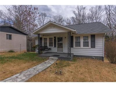 Black Mountain Single Family Home For Sale: 410 S Oconeechee Road
