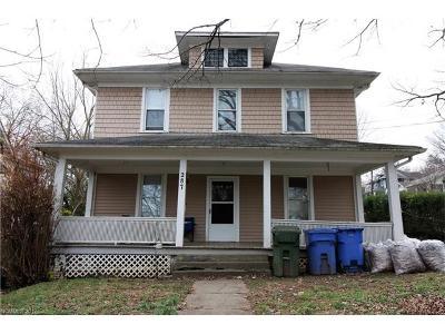 Asheville Multi Family Home For Sale: 287 Hillside Street