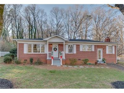 Rutherfordton Single Family Home For Sale: 424 Edwards Street