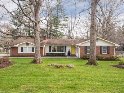 Hendersonville Single Family Home For Sale: 216 Brookdale Avenue