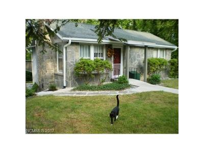 Hendersonville Single Family Home For Sale: 520 E Patterson Street