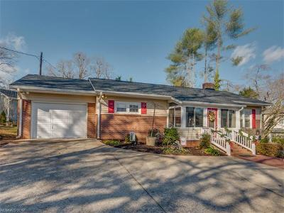Rutherfordton Single Family Home For Sale: 284 Maple Street
