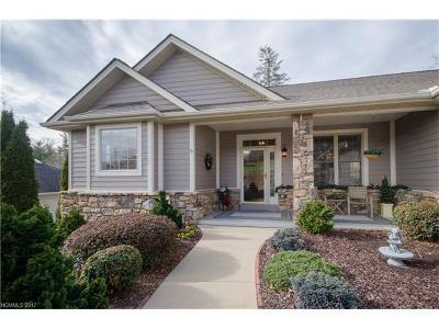 Hendersonville Single Family Home For Sale: 80 Whistlewood Lane