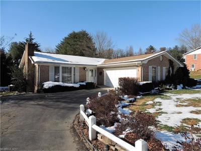 Hendersonville Single Family Home For Sale: 119 Merri Acres Lane #10