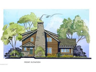 Asheville Single Family Home For Sale: Lot 3 Beaverdam Road