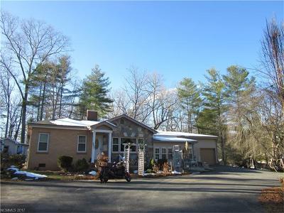 Hendersonville Single Family Home For Sale: 2409 Kanuga Road