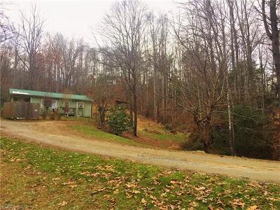 Hendersonville Single Family Home For Sale: 1251 Saint Paul Road