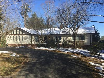 Hendersonville Single Family Home For Sale: 106 Hudson Drive