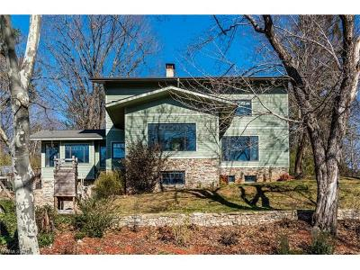Asheville Single Family Home For Sale: 6 Marlborough Road