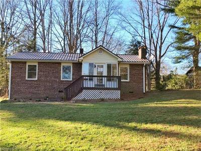 Hendersonville Single Family Home For Sale: 217 Vance Street