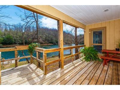 Transylvania County Single Family Home For Sale: 210 Echota Lane