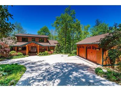Transylvania County Single Family Home For Sale: 70 Club Court