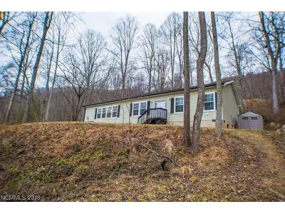Single Family Home For Sale: 342 Hookers Gap Road