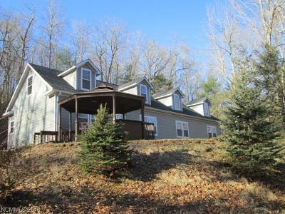 Transylvania County Single Family Home For Sale: 5253 Asheville Highway #21