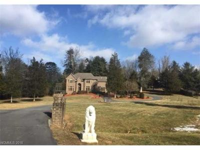 Asheville Single Family Home For Sale: 341 Racquet Club Road